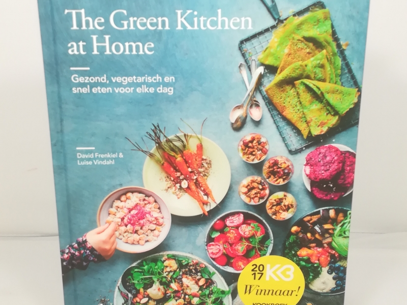 The Green Kitchen at Home